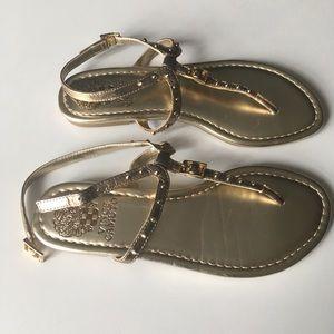 Shoes - Vince Camuto flat sandal size 6